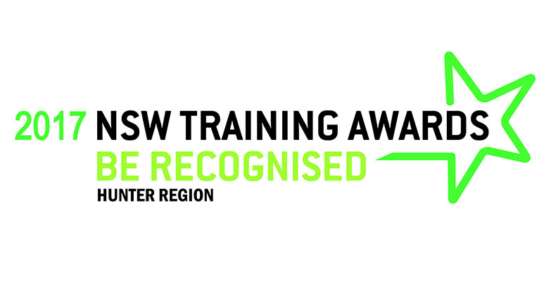 2017 Hunter Training Awards logo