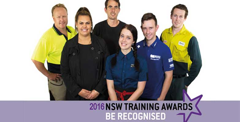 Celebrate the 2016 Training Awards 783x400