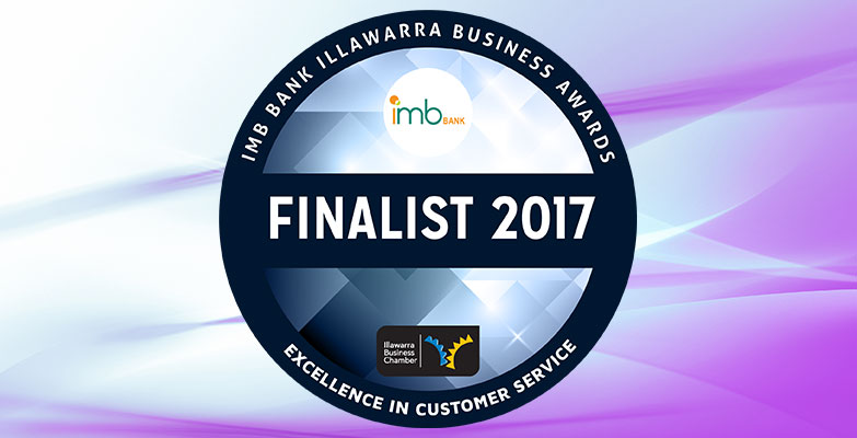 Customer service finalist