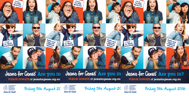 Jeans for Genes official posterX3 783x400