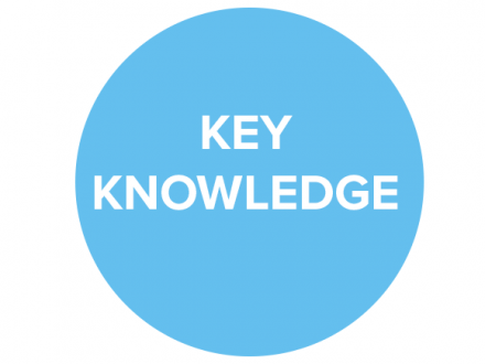 Key Knowledge