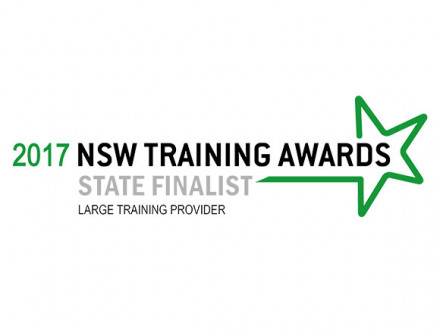 NSW Training Awards 2017