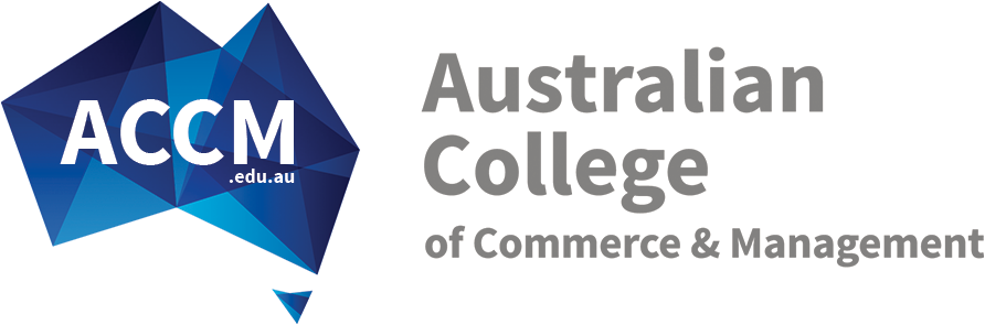 Australian College of Commerce & Management logo